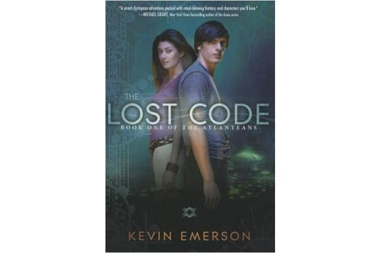 The Lost Code (Atlanteans)