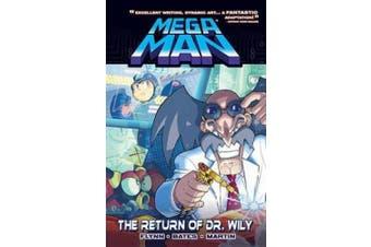 Mega Man, Volume 3: The Return of Dr. Wily (Mega Man)