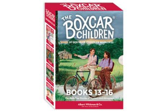 The Boxcar Children Mysteries Boxed Set #13-16 (The Boxcar Children Mysteries)
