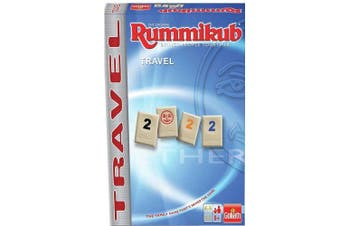 Goliath - Travel game Rummikub Voyager