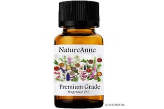 Blue Spruce Premium Grade Fragrance Oil - 10ml - Scented Oil - for Diffuser Oils, Making Soap, Candles, Lotion, Home Scents, Linen Spray, Lotion, Perfume, Beard Oil,
