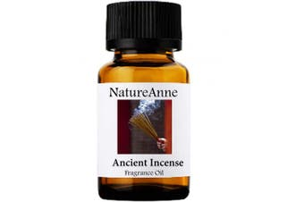 Ancient Incense Premium Grade Fragrance Oil - 10ml - Scented Oil - for Diffuser Oils, Making Soap, Candles, Lotion, Home Scents, Linen Spray, Lotion, Perfume, Beard Oil,