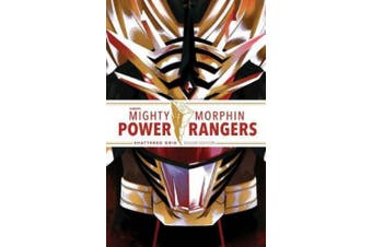 Mighty Morphin Power Rangers: Shattered Grid Deluxe Edition (Mighty Morphin Power Rangers)