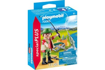 PM Playmobil Fisherman