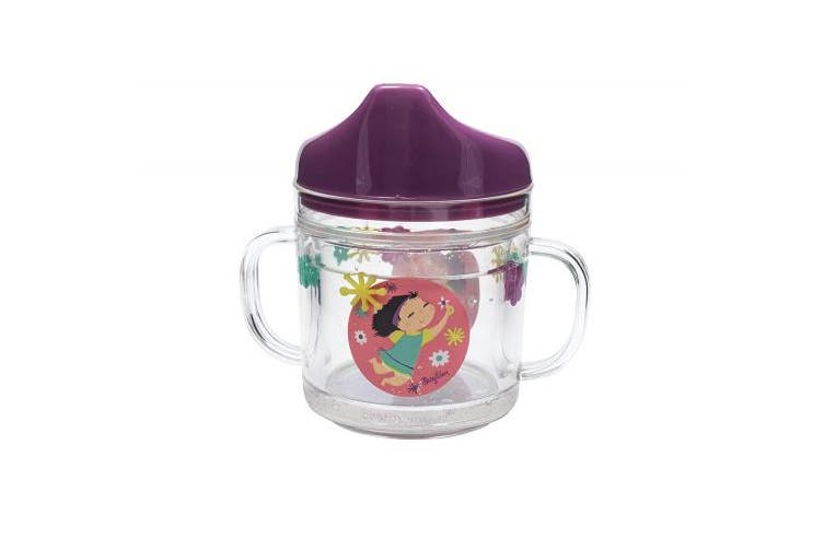 Child's Sippy Cup Doll Girl
