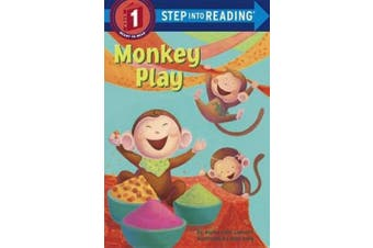 Monkey Play: Step Into Reading 1