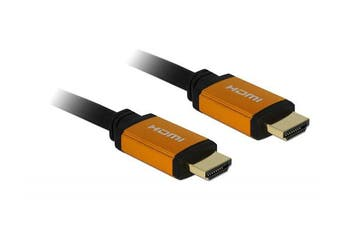 DeLock Ultra High Speed HDMI Cable 48 Gbps 8 K 60 Hz 2.0 m