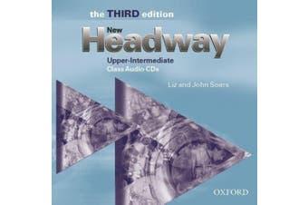 New Headway: Upper-Intermediate Third Edition: Class Audio CDs (2) (New Headway) [Audio]