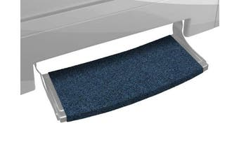 (Atlantic Blue) - Prest-O-Fit Atlantic Blue 2-0382 Step Rug Rv Outrigger Radius Xt