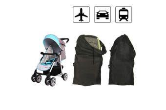 (B) - Dsaren Stroller Travel Bag for Air Travel Baby Gate Cheque Bags for Standard Strollers (B)