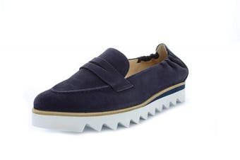 (4.5 UK, Blue (Blau 3200)) - HÖGL Women's Edgy Loafers