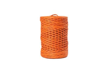 (7) - 50m Bind Wire Wrap Twine Colourful Wire Paper Vine,Portable Binding Wire Paper Twine,Paper Covered Waterproof Rustic Vine for Flower Bouquets Gardening Paper Wrapped Wire Winded DIY Project