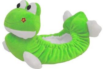 (Frog/Lime Green) - ChloeNoel Figure Skating Soaker Blade Blankie