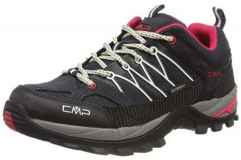 (6.5/7 UK, Grey (Antracite-off White 76uc)) - CMP Women's Rigel Low Rise Hiking Shoes
