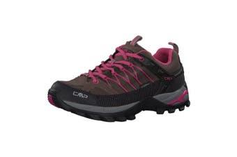 (3.5 UK, Beige (Seppia-geraneo 09pc)) - CMP Women's Rigel Low Rise Hiking Shoes