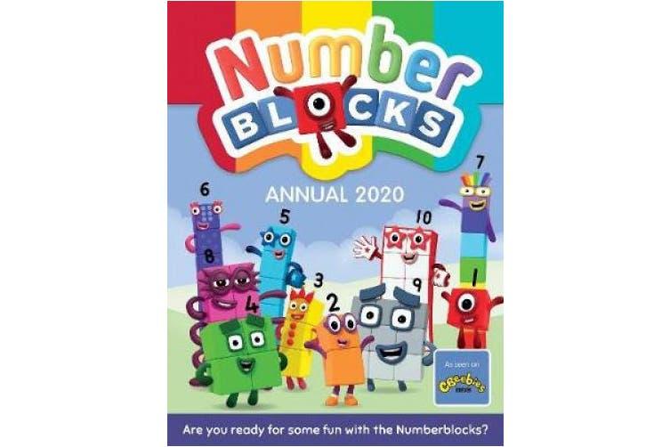 Numberblocks Annual 2020