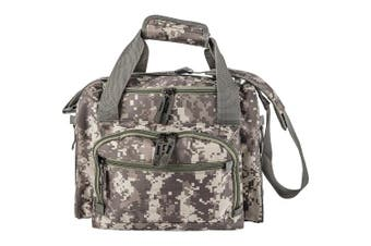 (Army) - Extreme Pak Digital Camo Cooler Bag w/Zip-Out Liner (Camo)
