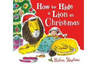How to Hide a Lion at Christmas PB