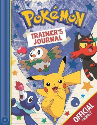 The Official Pokemon Trainer's Journal (Pokemon) Want to be a top Pokemon Trainer just like Ash? This book is filled with activities, quizzes and questions to get you thinking like a true Trainer. Plan your perfect day at Pokemon School, write about your most awesome adventures and match your favourite Pokemon together in brilliant battles.This book is the perfect companion for any Pokemon fan who has ever dreamed what life might be like as a Trainer. Who will you catch first?  About the Author Pokemon is one of the most popular and successful entertainment franchises in the world, encompassing video games, the Pokemon Trading Card Game (TCG), mobile games and apps, animation and movies, Play! Pokemon competitive events, and licensed products. It was first established in Japan in 1996 with the launch of the Pokemon Red and Pokemon Green video games for the Game Boy  system. The video games were released internationally in 1998 as Pokemon Red and Pokemon Blue. More than 20 years later, Pokemon continues to be a global entertainment mainstay and pop culture icon.