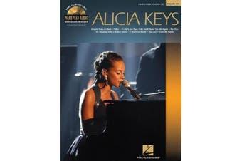 Piano Play-Along Volume 117: Alicia Keys (Book/Online Audio)