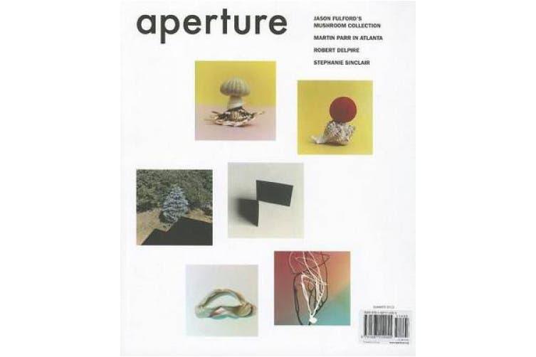 Aperture 207: Summer 2012