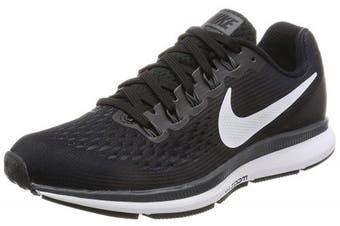 (3  (36 EU), Black (Black/White-dark Grey-anthracite 001)) - Nike Women's Air Zoom Pegasus 34 Competition Running Shoes