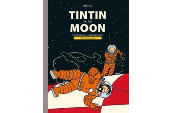 Tintin Moon Bindup