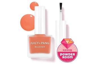(CR02) - A'PIEU Juicy-Pang Water Blusher (9g) Korea Cosmetic, K Beauty (CR02)