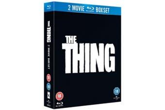 The Thing (1982)/The Thing  [Region B] [Blu-ray]