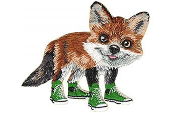 Application P-4530 Fox Animal Club patch set