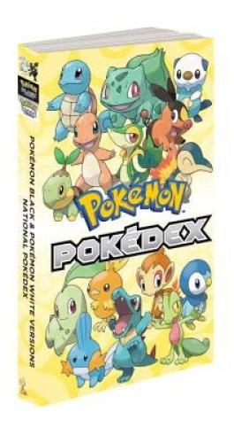Pokemon Black & Pokemon White Versions: Official National Pokedex: The Official Pokemon Strategy Guide - Smaller trim size for portability, includes a beautiful dust jacket with map to help protect the guide. – Learn where to catch every Pokemon.- Full lists of Learned Attacks and Battle Moves.- Everything you need to know to build a great team of your favorite Pokemon.