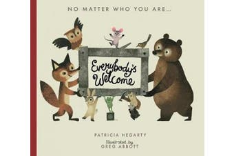 Everybody's Welcome [Board book]