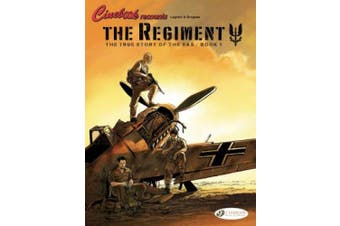 The Regiment, - The True Story Of The Sas Vol. 1