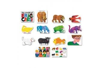 (Each) - Carson Dellosa Brown Bear, Brown Bear, What Do You See. Bulletin Board Set (110134)