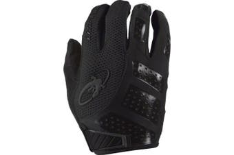 Lizard Skins Monitor SL Unisex Adult Gloves, Black, S