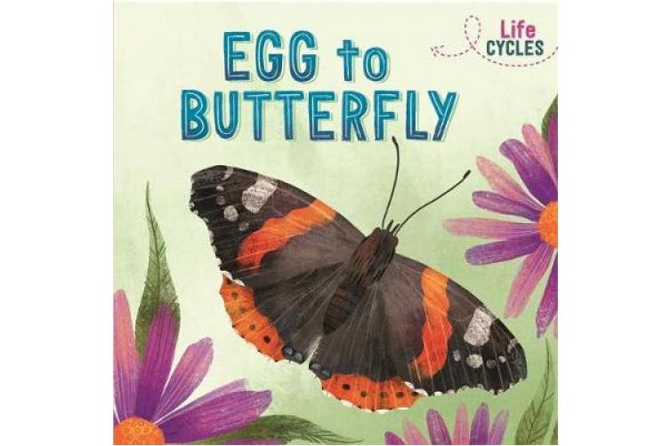 Life Cycles: Egg to Butterfly (Life Cycles)