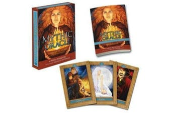 Mythic Oracle: Wisdom of the Ancient Greek Pantheon [With Guidebook]