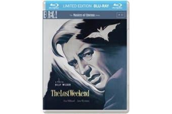 The Lost Weekend - The Masters of Cinema Series [Region B] [Blu-ray]