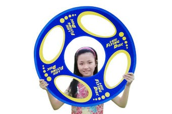 (Large) - A-REIKI Flying Disc for Adult Kids Flying Ring Outdoor Play