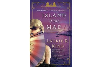 Island of the Mad: A Novel of Suspense Featuring Mary Russell and Sherlock Holmes (Mary Russell and Sherlock Holmes)