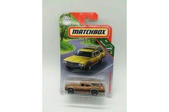 Matchbox '71 Oldsmobile Vista Cruiser