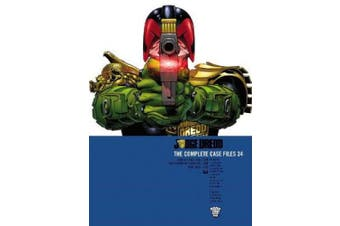 Judge Dredd Case Files 34