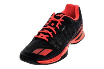 (11 UK, Navy/Red) - Babolat Men's Jet Team All Court Tennis Shoes
