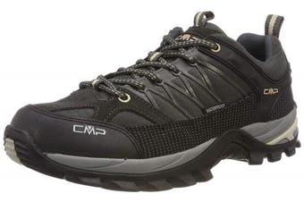 (9.5 UK, Brown (Arabica-sand 69bm)) - CMP Men's Rigel Low Rise Hiking Shoes