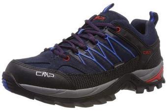 (9.5 UK, Blue (B.blue-royal 10nc)) - CMP Men's Rigel Low Rise Hiking Shoes