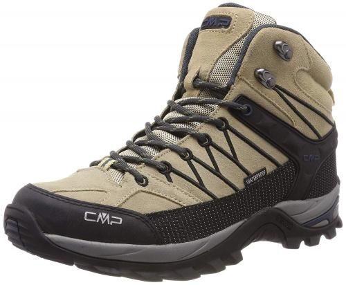 CMP Mens High Rise Hiking Shoes Low