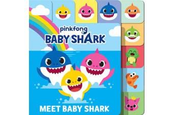 Meet Baby Shark (Baby Shark) [Board book]