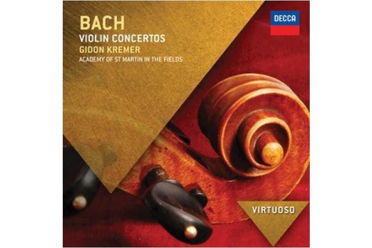 VIRTUOSO: Bach J.S.: Violin Concertos
