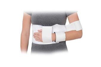 (medium) - Advanced Orthopaedics 2815 Elastic Shoulder Immobiliser - Medium