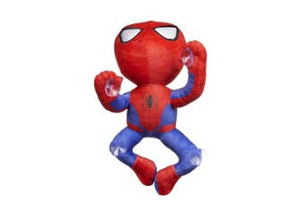 Marvel 30cm Spider-man Far From Home Stick On Soft Plush Toy